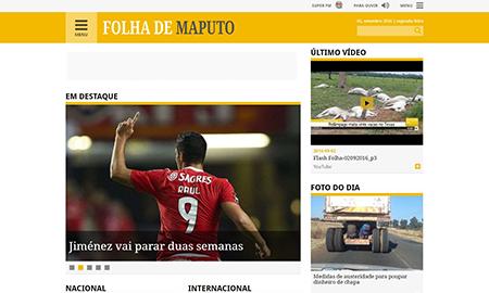 Folha de Maputo