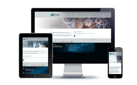 O novo site da Decsis traz novidades
