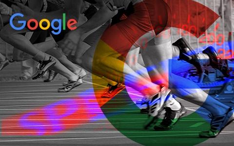 Google: A velocidade das paginas para telemóveis como fator de classificação
